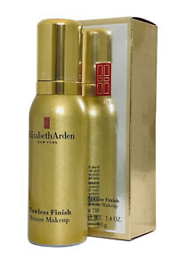 Elizabeth Arden Flawless Finish Mousse Make Up 02 Natural 50ml BNIB