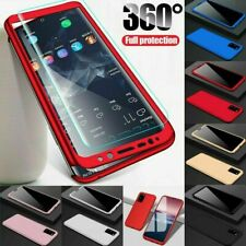 Case for Samsung Galaxy S21 S20 S10 Plus Cover 360 Luxury Thin Shockproof Hybrid