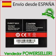 Bateria para Cubot Max | Capacidad 4100mAh