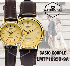 Casio Couple Watch LTP1095Q-9A MTP1095Q-9A