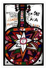 Movie Poster 4 East Germany film Beach Melody.Guitar.Music.fun art.Room Decor