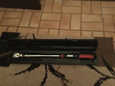 "Snap On Digital 1/2"" Torque Wrench TECH3FR250"