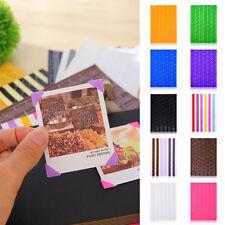 102pcs in Set Self Adhesive Photo Album Frame Corner Stickers Card  Scrapbooking