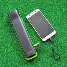 BORUiT Solar 400LM Waterproof Rechargeable Flashlight SOS Torch 4000mAh Powerban