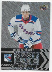 20/21 UPPER DECK OVERTIME NEXT IN LINE Hockey (#NL1-NL20) U-Pick From List