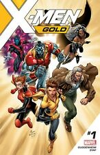 X-men Gold #1 Cover A (FIRST PRINTING)