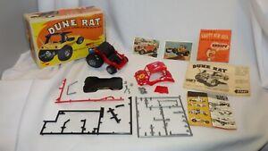 MONOGRAM DUNE RAT SNAP TITE TOM DANIEL PLASTIC MODEL KIT BOXED 6784