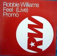 CD / ROBBIE WILLIAMS / PROMO / LIVE / RARITÄT /