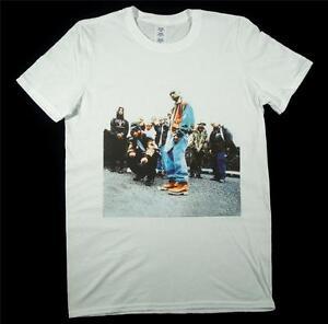 Mobb Deep White T-Shirt S-XXXL Infamous Hip Hop rap odb wu-tang shook