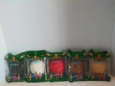 Lot Of 5 Vintage Mighty Morphin Power Rangers Bath Soap Sealed 4 Oz. Each 1994