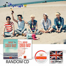 NEW But Factory Seal Missing B1A4 5th Mini Album Solo Day K POP [Random CD]