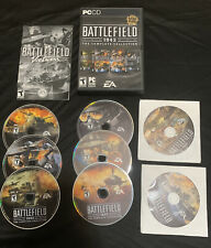 Battlefield 1942 The Complete Collection / PC game /includes Vietnam (8CD)