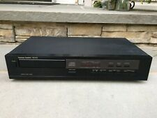 Vintage HarmanKardon HD100 Japan Made CD Player