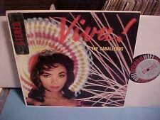 THE CABALLEROS LP VIVA VINYL HIFI RECORD MEXICIAN FOLK  EUGENE CORRAL EDDY BANTO