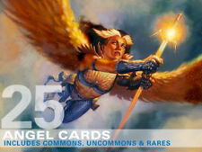 25X Angel Cards (Includes Rares!) MTG Magic -25 Card Lot Collection Deck-
