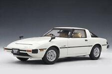 1:18 AutoArt Mazda Savanna RX-7 GT-Limited (SA) (Aurora White) 1978