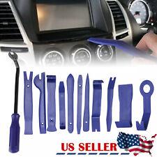 Car Trim Removal Tool Kit Set Door Panel Auto Dashboard Plastic Interior 12pcs