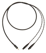 Corpse Cable for LCD Series Headphones - Balanced Eidolic 2.5mm TRRS Plug - 4'