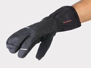 Bontrager OMW Winter Cycling Gloves Men's Medium Black New with tags