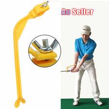 Golf Alignment Gesture Aid Tool Wrist Trainer Swing Training Swinging Control