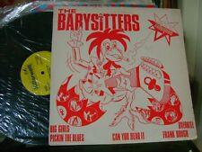 "EX PUNK  12""~BABYSITTERS~LIVE at THE MARQUEE in UK~~KILLERWATT~5 SONGS"