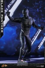 Hot Toys Black Panther Sixth Scale Collectible Figure MMS 470