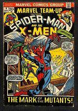 Marvel Team-up #4 VG- 3.5 Spider-Man X-Men! Comics