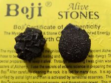 BOJI STONE PAIR ! ~ 70 ~ WITH CERTIFICATE ~ PERFECT PAIR ~ ENERGETIC BALANCE