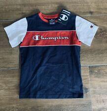 Champion - Legacy Crewneck T-Shirt 305391 Gr 126/131 Neu