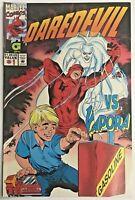 DAREDEVIL VS VAPORA#1 VF 1995 MARVEL PROMO COMICS