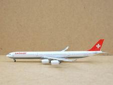Swissair A340-600 (HB-JMA), 1:400 Dragon Wings, 55383! Superselten!