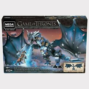 Game of Thrones Black Series Ice Viserion Showdown Set DRAGON