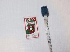 Itsy Bitsy Stocking Ornament name Austin mini Ganz personalized Christmas gift