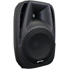 GEMINI ES 8P cassa speaker diffusore attivo 2vie 300W 2in line 1in mic NUOVO