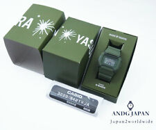 New G-SHOCK MIHARA YASUHIRO limited collaboration JAPAN Rare khaki watch DW-5600