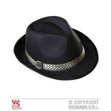 Cappelli e copricapi in poliestere per carnevale e teatro, di panama
