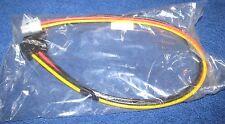 ATX Motherboard 4pin - 1-Port SATA Hard Drive Power Cable - 16 inch USA SHIPPER
