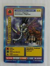 1999 Bandai Digimon Card Mammothmon
