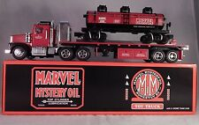 Marvel Mystery Oil Toy Truck Flatbed 3-Dome Tank Car 504 Made NEW