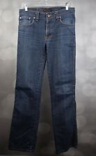 Men's Nudie Jeans Slim Jim Dry Broken Twill Zipper Fly Sz 31 x 32