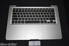 """MacBook 13"""" Late 08 Top Case + Keyboard, Non-Backlit + Trackpad (US)"""