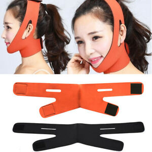 Face V-Line Slim Strap Lift Up Mask Chin Cheek Belt Anti-Aging Wrinkle Band Hot