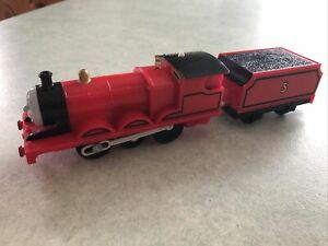 Thomas & Friends Tomy Trains 1994 - James The Red Engine