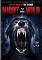 Night of the Wild [DVD] Widescreen Brand New sealed ships NEXT DAY with tracking