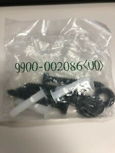 Chief 9900-002086 TV mounting hardware lags anchors washers NEW SEALED LOT of 10