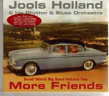 (GT505) Jools Holland - More Friends - Small World Big Band Volume Two - 2002 CD