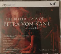 Bitter Tears of Petra Von Kant -  BRAND NEW CD
