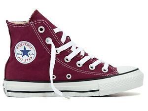 scarpe converse donna rosso