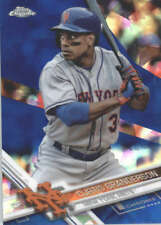 CURTIS GRANDERSON 2017 TOPPS CHROME SAPPHIRE EDITION #525 ONLY 250 MADE