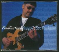 PAUL CARRACK Happy To See You Again 3 TRACK CD SINGLE